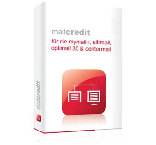 MailCredit inkl. Installation