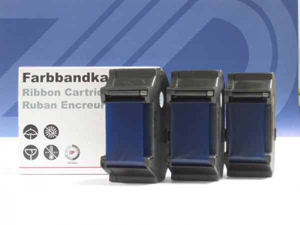 Optimail / Optimail 30 Farbbandkassetten (3er Pack)